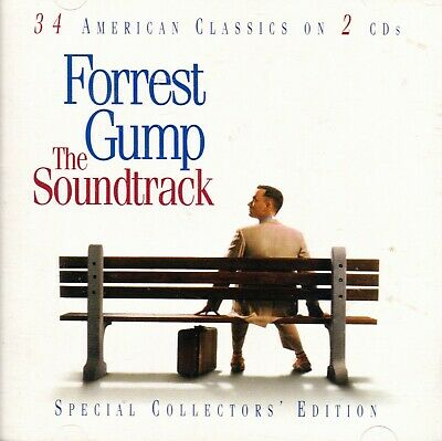 Forrest Gump: The Soundtrack - 32 American Classics On 2 CDs - Various Artists