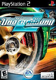 Need for Speed: Underground 2 (Sony PlayStation 2, 2004) Ps2 Disc Only Tested