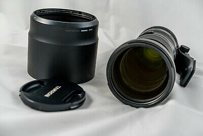Tamron 150-600mm f/5-6.3 Di USD SP G2 Lens - Sony excellent condition