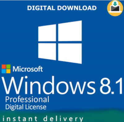 Windows 8.1 Pro Product Key for Activation [32/64 bit] +download link fast
