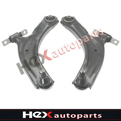 Front Passenger Right Lower Control Arm /& Ball Joint for Nissan Rogue Select