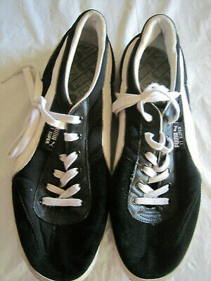 Puma Black and White Sport Lifestyle Sneakers~Mens Size 13~LBDAD