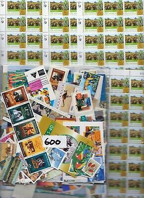 $2 ( 5 Stamps ) X 150  Australia Post Stamps  Mint Full Gum Face Value $300