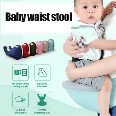 Baby Carrier Waist Stool Multifunction Infant Front Carrier Belt Hold Hip Seat