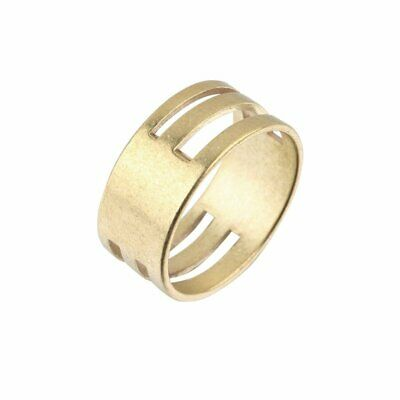 Brass Jump Ring Open/Close Tools For Jewellery Making Findings Helper Tool 8o