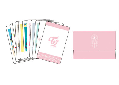 TWICE DOME TOUR 2019 #Dreamday OFFICIAL GOODS PHOTOCARD PHOTO CARD SET A SEALED