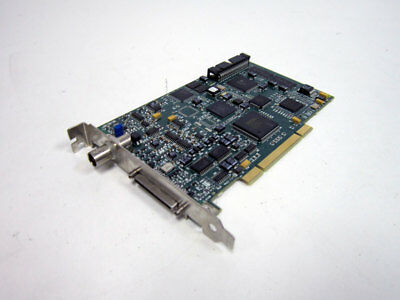 National Instruments Imaq PCI-1410 Acquisition