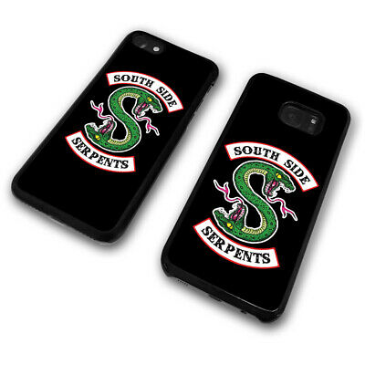 South Side Serpents Logo Riverdale Jughead Phone Case Cover