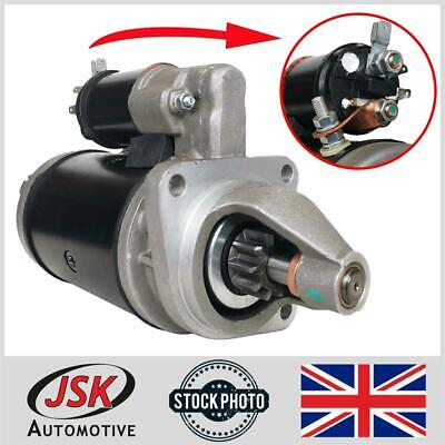 Starter Motor for Perkins AD3.152 D3.152 3.1524 T3.1524 4.236 A4.236 T4.236
