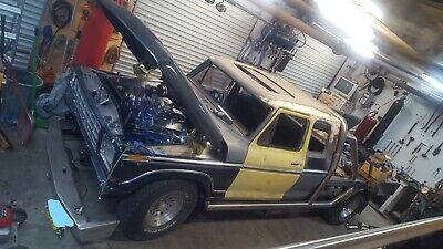 1979 Ford F250 Utility Passion Project