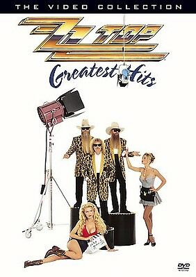 ZZ Top - Greatest Hits - The Video Collection [1992]