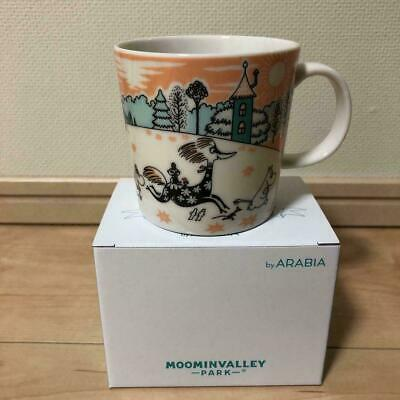 Moominvalley mug cup Arabia Moomin Valley Park Limited <2019 NEW> from JAPAN F/S