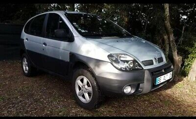 WOW! Left Hand Drive Rare Find 1 Owner ONLY 45000 KMS Renault RX4 1.9DCi 4x4 A/C