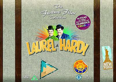 Laurel and Hardy Complete Boxset - English (DVD, 2011, 10-Disc Set, Box Set) New