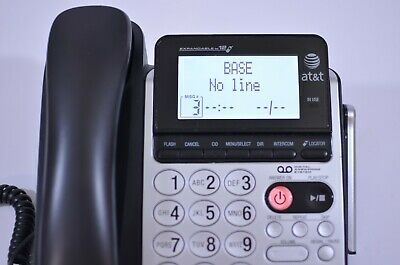 CL84100 AT&T Dect 6 0 Phone Answering System Expandable 12