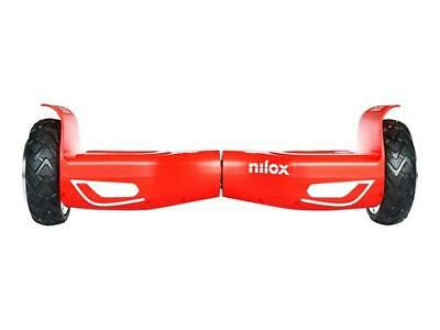 HOVERBOARD Nilox 30NXBK65NWN07 10km/h 4300mAh  Rosso