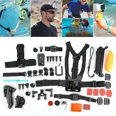 Shoot 58in1 Accessories For GoPro Hero 7 6 5 4 3+ 3 Bundle Camera Sports Set Kit