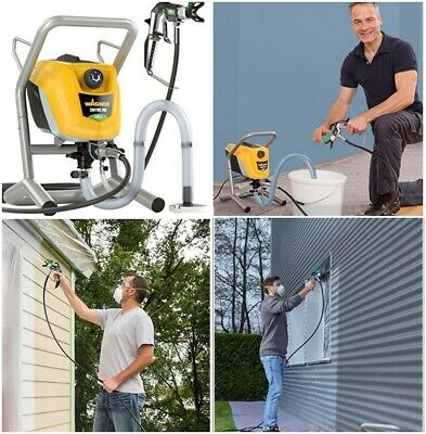 Wagner Airless ControlPro 250 M Paint Sprayer Wall & Ceiling/Wood & Metal