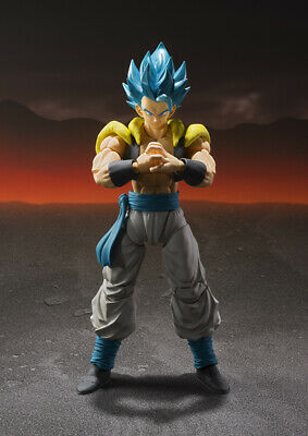 Super Saiyan God Gogeta Dragon Ball Broly Movie Bandai Figuarts Figure  *LEGIT*