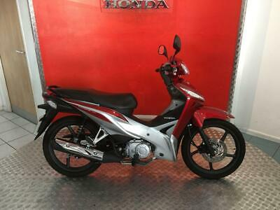 2016 '16' Honda Wave 110  AFS110 AFS Geared Scooter Motorcycle Delivery
