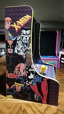 Xmen  Bar Top Multi Classic Arcade Game X-Men TMNT