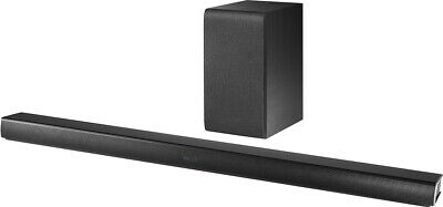 BRAND NEW LG Electronics SH7B 4.1 Channel 360W Sound Bar with Wireless Subwoofer