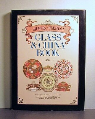 Silbert & Fleming Glass and China Book,  Classic Victorian Catalogue
