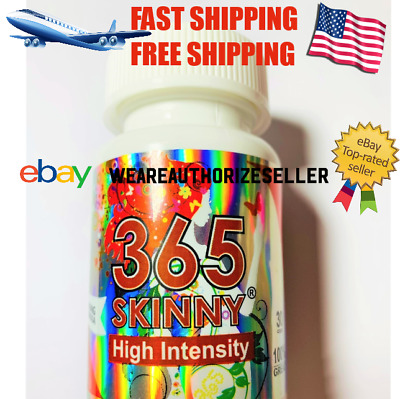 365 Skinny High Intensity Diet pills supplement  MORE THAN 1000 SOLD!!