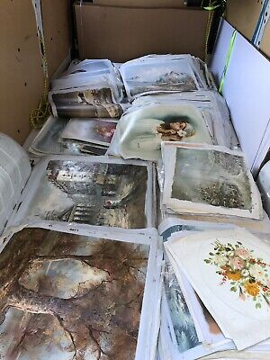 Hand painted OIL PAINTINGS CLEARANCE SALE - STOCK TAKE SALE