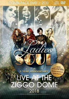 Ladies Of Soul: Live At The 2018 -Dvd+Cd [Dvd]