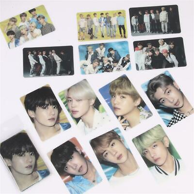 BTS Family Portrait PVC Photo Card Jungkook Jimin V Collective Photocard Poster
