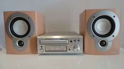 Denon UD-M31 HiFi Amp CD Tuner + Bluetooth Adaptor +Denon SC-M51 Speakers