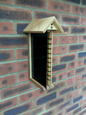 Solitary Bee/Bug 10 hole observation box With Cocoon Emergence Chamber