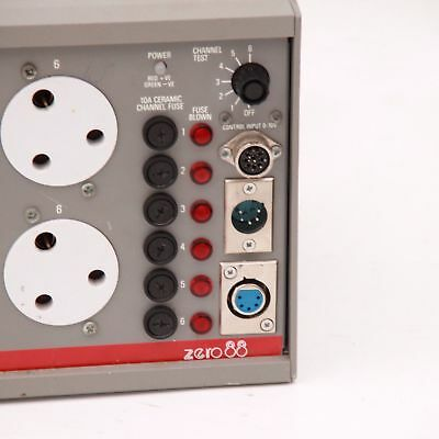 dmx zero 88 betapack 1 dimmer Stage theatre lighting suit Strand house light