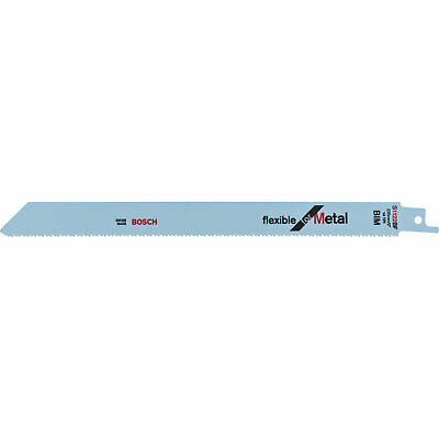 Bosch S1122BF Metal Cutting Reciprocating Saw Blades Pack of 25