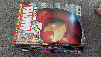 Parvel Panani Marvel Legends vol 3 collection (25 issues)