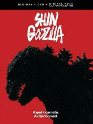 SHIN GODZILLA (Region A BluRay,US Import,sealed.)
