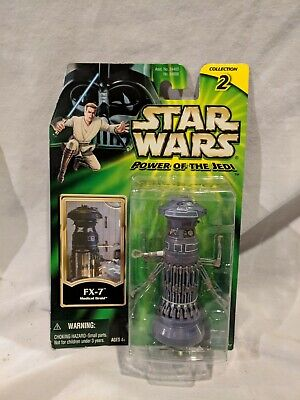 Star Wars Power of the Jedi FX-7 Medical Droid MOC