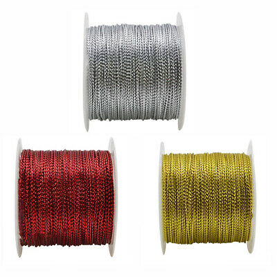 Necklace Accessories Bracelet Making Thread Cord Beads String Braided Cords