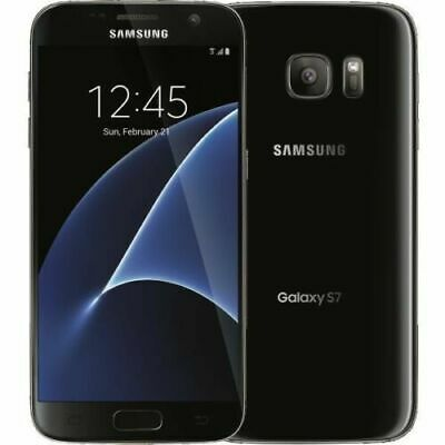 Samsung Galaxy S7 32GB G930 - Black - GSM Unlocked (T-Mobile - AT&T) Smartphone