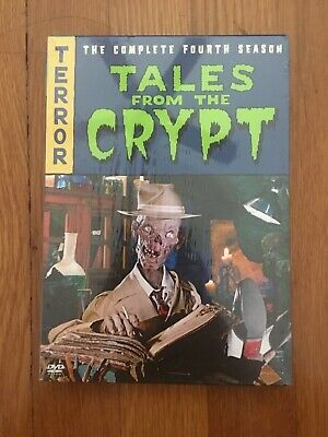 Tales from the Crypt - The Complete Fourth Season (DVD, 2006, 3-Disc Set)