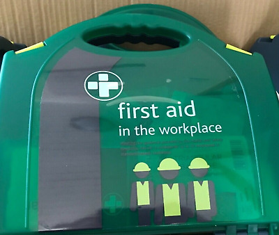 40 Piece First Aid Kit. Industrial, home, school. Emergency kit. FREE POST