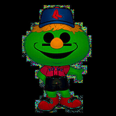 Funko Pop! Mlb: - Stomper Wally The Green Monster 889698387293 (Toy Used)