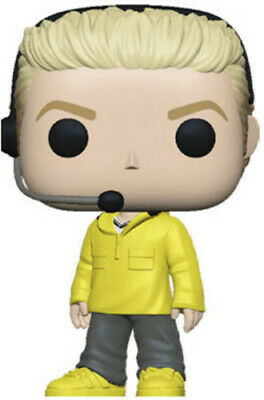 Nsync - Lance Bass - Funko Pop! Rocks: (2019, Toy NUEVO)
