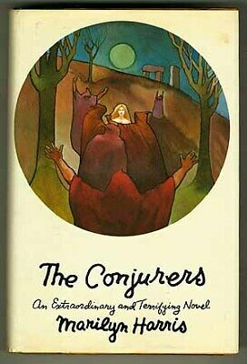 Marilyn HARRIS / The Conjurers First Edition 1974