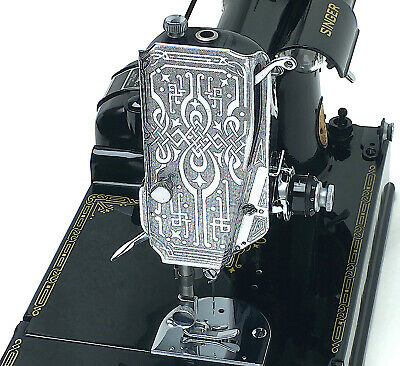 SINGER Featherweight 221-K1 221 221k Sewing Machine by 3FTERS