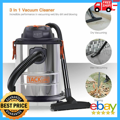 Wet And Dry Vaccum Cleaner Industrial 18.9L Vacuum Cleaner From House And Garage