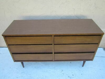 Vintage Dresser Credenza By Bassett  Mid century from  1960s Shipping  Extra