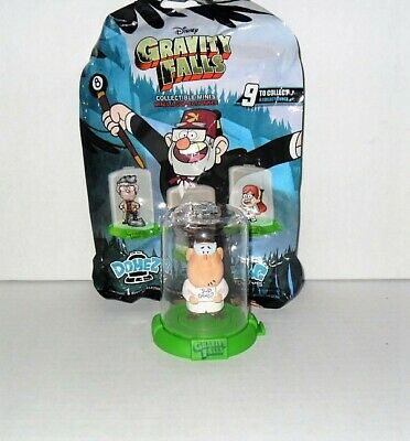 Domez Disney Gravity Falls Series 2 Collectible Mins Single Soos Lab Coat Loose