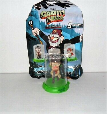 Domez Disney Gravity Falls Series 2 Collectible Mins Single Ford Blaster Loose
